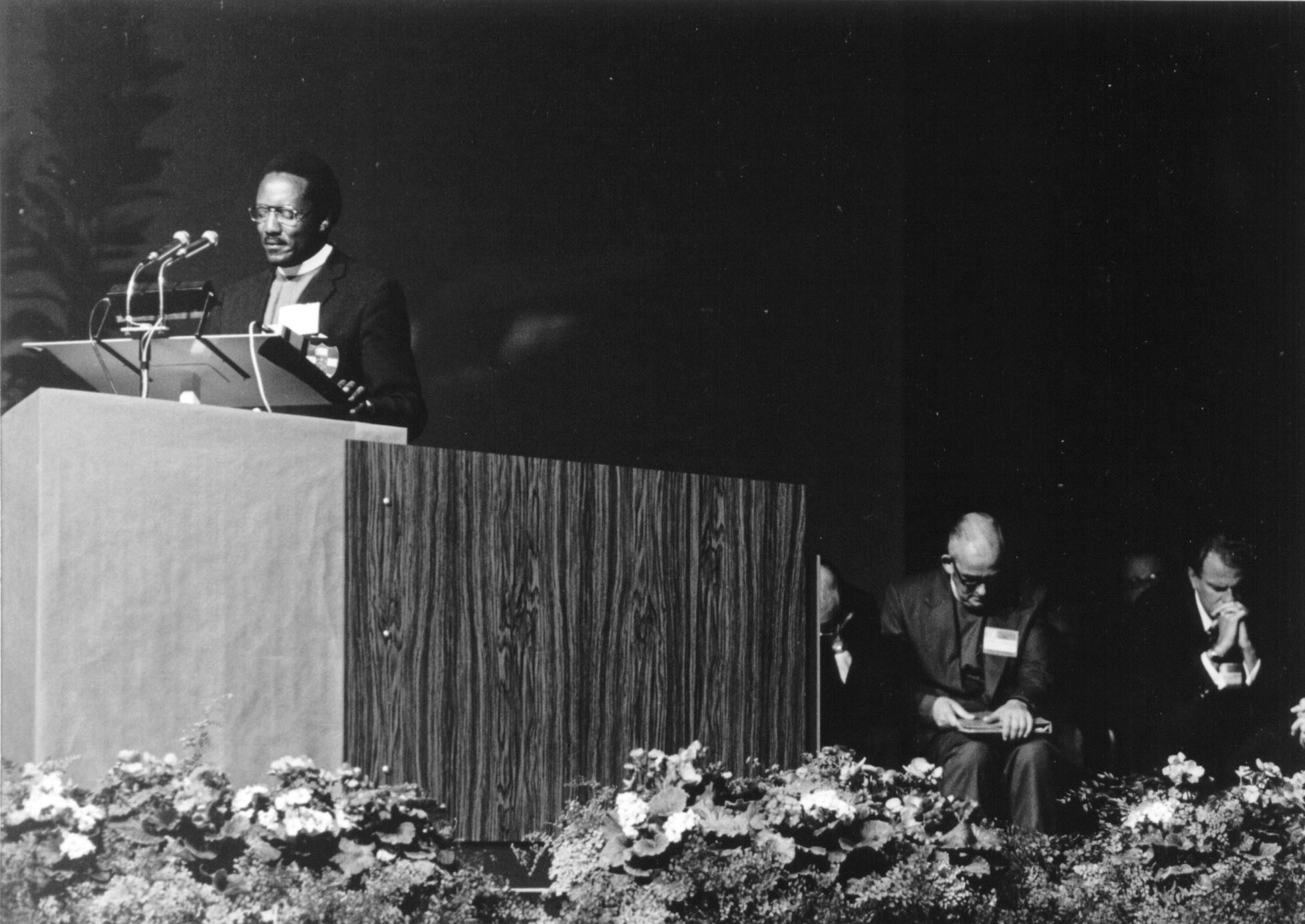 Photo File: International Congress on World Evangelization, 1974