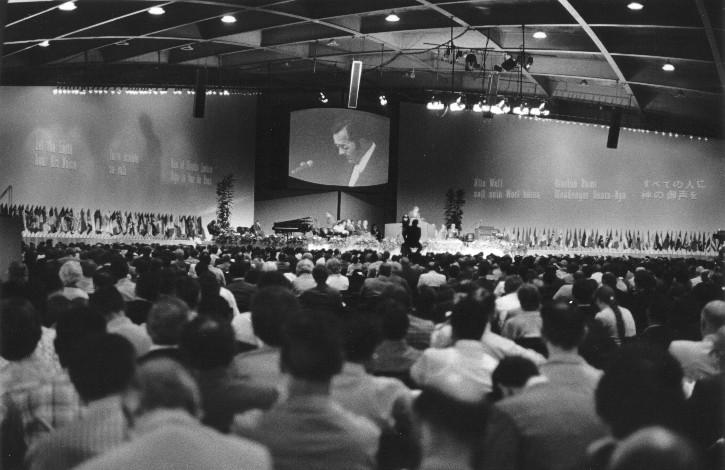 From PF: International Congress on World Evangelization, 1974