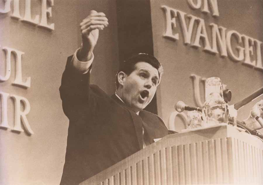From Photo File: World Congress on Evangelism, 1966
