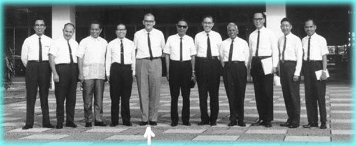 From PHOTO FILE: Asia-South Pacific Congress on Evangelism, 1968