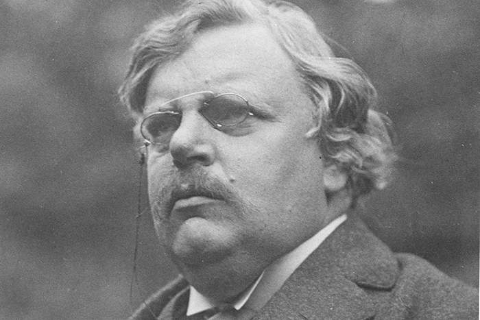 A Chestertonian Education: Reason, Wonder, Joy, and Paradox