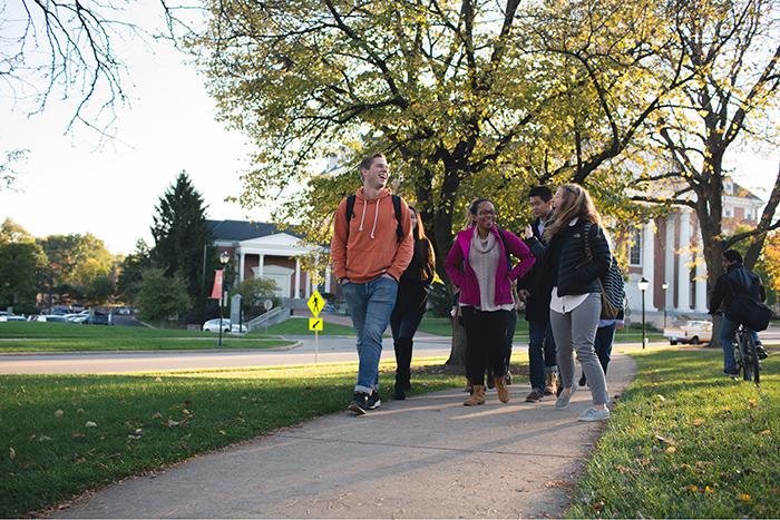 New Student Orientation - Fall