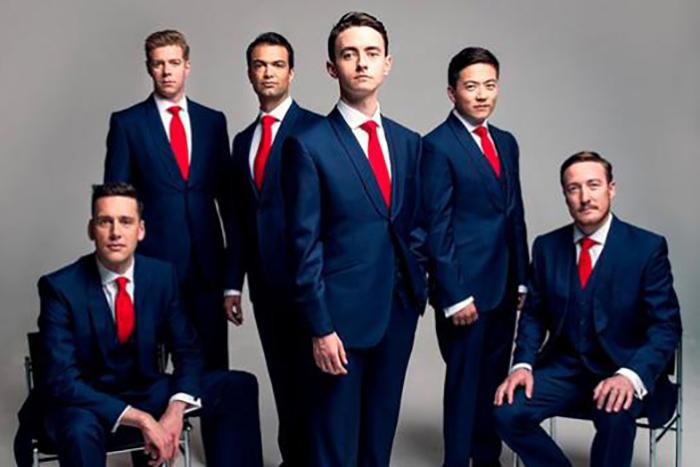 Artist Series Concert: King's Singers