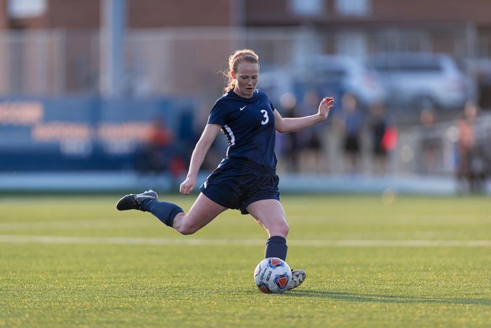 Bob Baptista Soccer Invitational-Women's Soccer - Aurora University vs Kalamazoo College