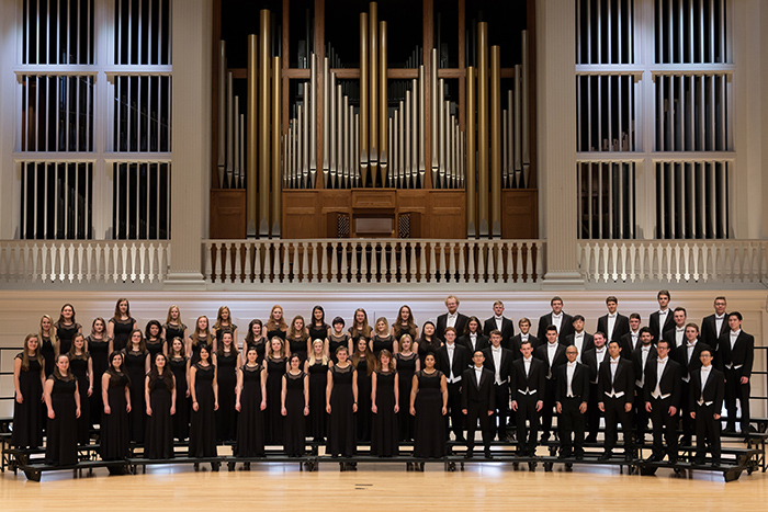 Homecoming Concert: Choral Showcase