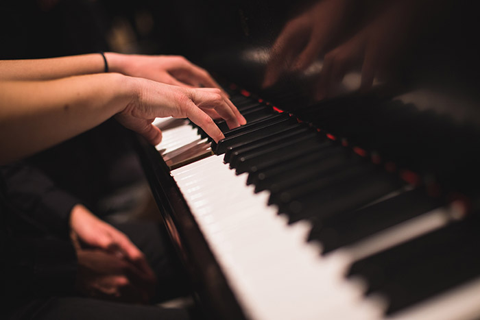 Faculty Recital Series: Solo Piano by Aaron Stampfl