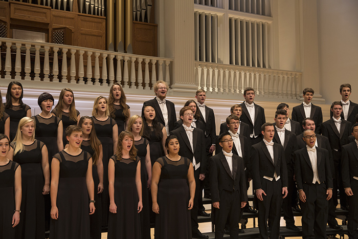 Family Weekend Concert: Choral Showcase