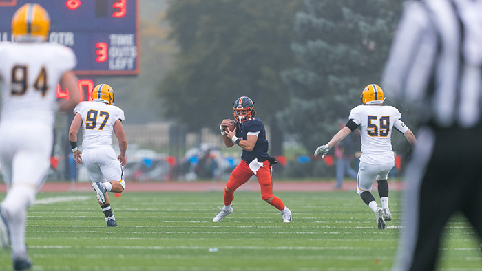 Football Game Vs Washington University