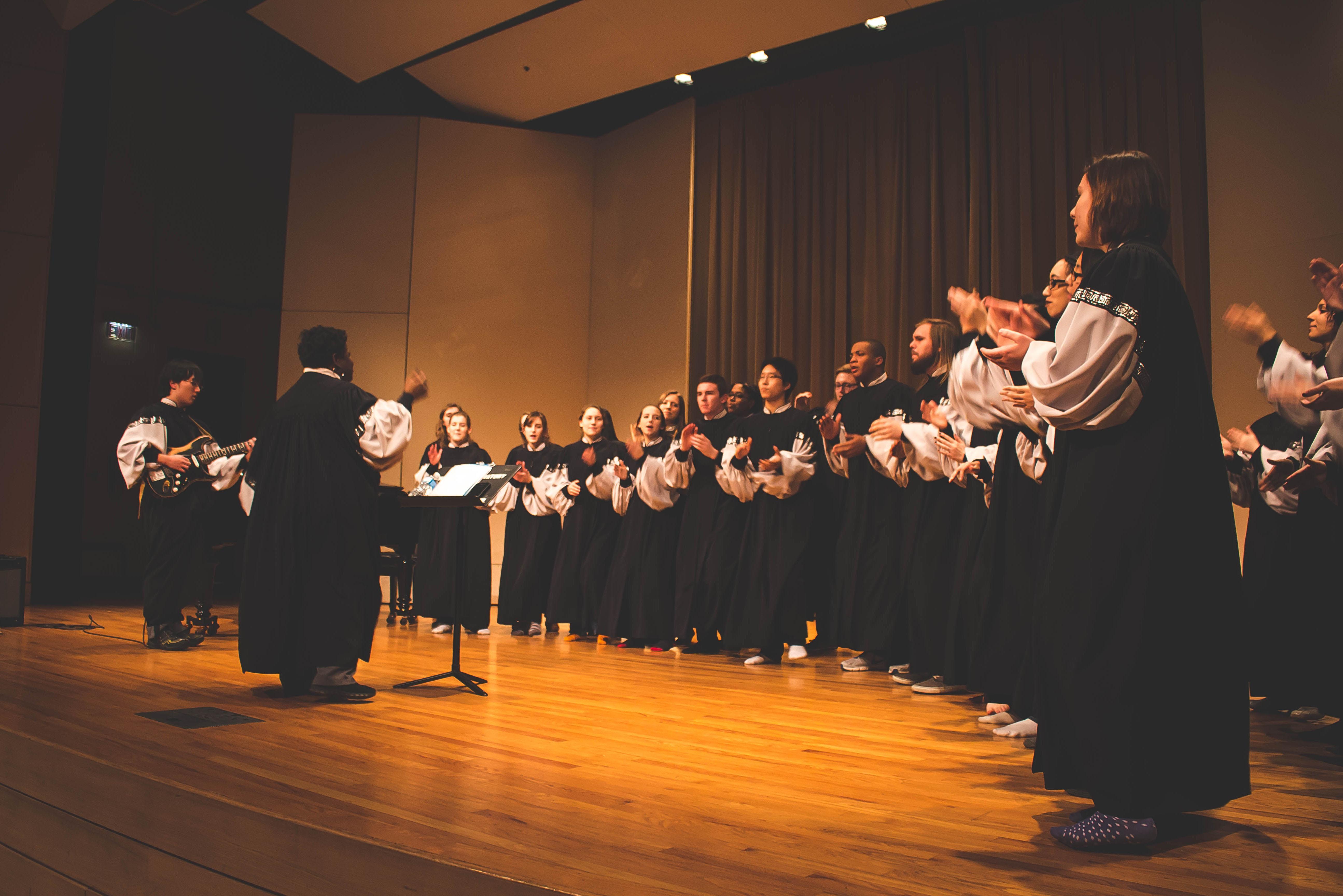 Gospel Choir Fall Concert