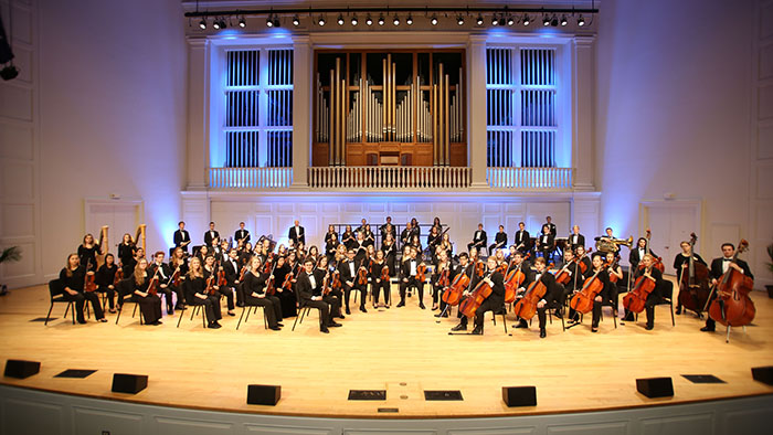 Homecoming Concert: Featuring Symphony Orchestra