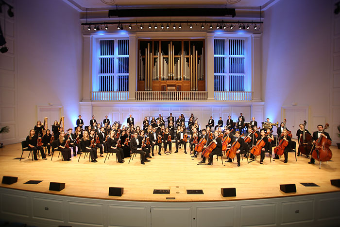 """Homecoming Concert: """"A Time to Remember"""" featuring Symphony Orchestra"""