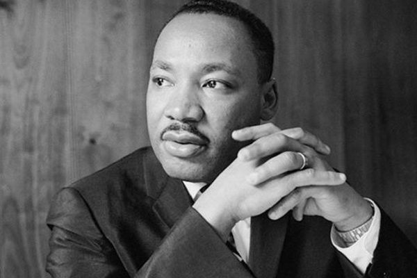 Martin Luther King Day - Offices Closed