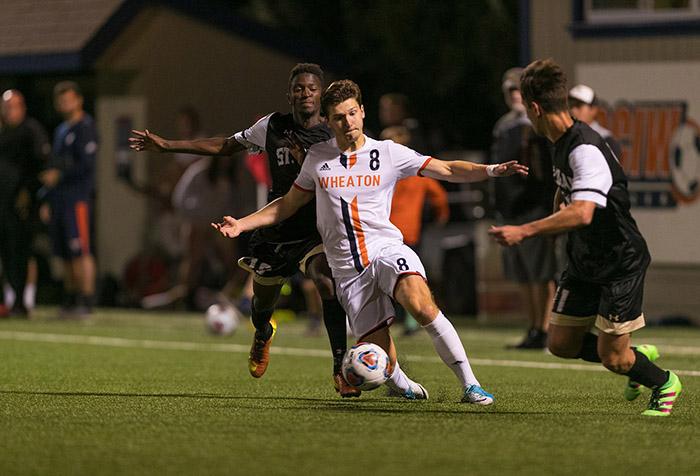 Bob Baptista Soccer Invitational - Men's Soccer - Washington University vs Ohio Wesleyan