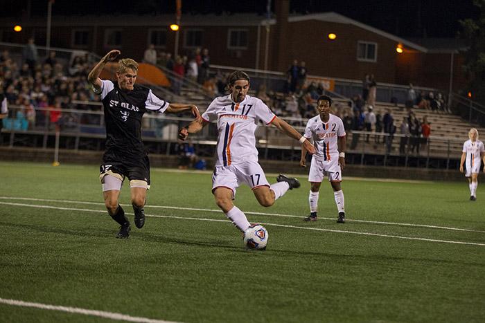 Bob Baptista Soccer Invitational - Men's Soccer - Benedictine University vs Wheaton College