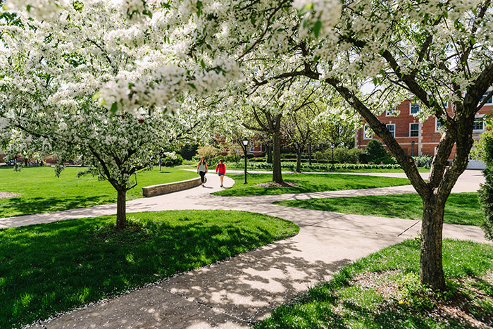 New Student Orientation - Spring