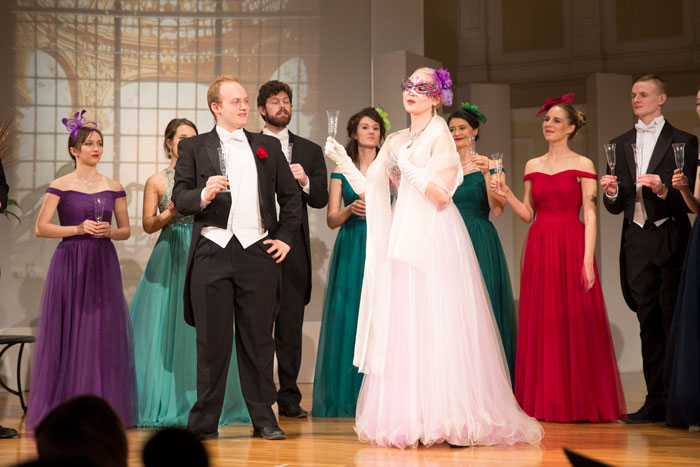 Opera Mainstage