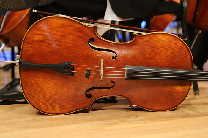 Student Cello Recital: Micah Sanders
