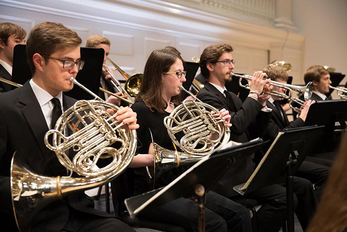 Student Horn Recital: Cameron Harro