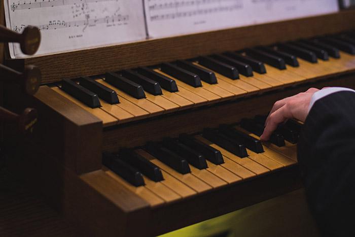 Student Organ Recital: Amanda Selin
