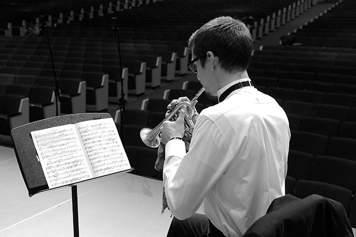 Student Trumpet Recital: Joel Campau