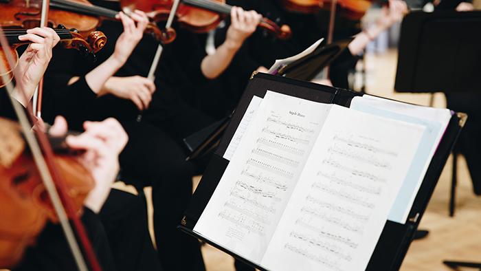 Senior Violin Recital: Charlotte Donelson