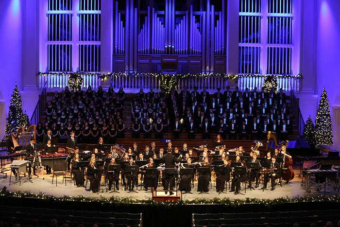 "Wheaton College Christmas Festival: ""Through His Own Redeeming Love"""
