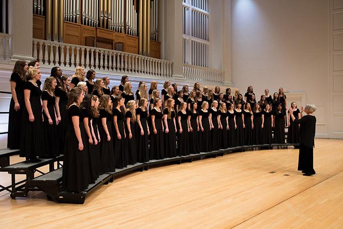 Women's Chorale Concert